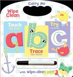 Carry Me Wipe Clean: ABC