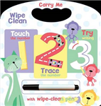 Carry Me Wipe Clean: 123