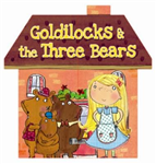 Clever Book Goldilocks and the Three Bears: A Clever Fairytale