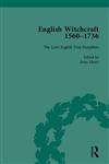 English Witchcraft, 1560-1736