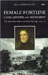 Female Fortune: The Anne Lister Diaries and Other Writings 1833-36