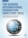 The Europa International Foundation Directory 2012