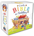 Candle Bible for Toddlers: My Little Library Bible Stories