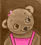 Tiny Bear Bible: Pink
