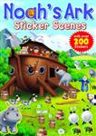 Noah\'s Ark Sticker Scenes