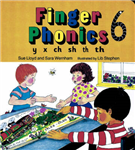 Finger Phonics Book 6: y, x, ch, sh, th, th