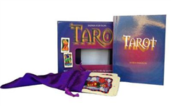 Tarot - Box Set: Unlock the mysteries of the cards with the enclosed 64-page book and fully deck of 78 specially designed, authentic Tarot cards