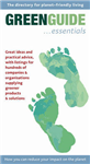 Green Guide Essentials: Essential Information for Planet-friendly Living