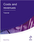 Costs and Revenues Tutorial