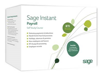 Sage Instant Payroll V13 Self Study Course
