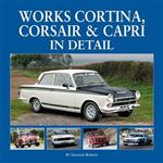 Works Cortina, Capri & Corsair in Detail