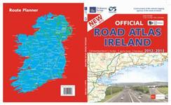 Official Road Atlas Ireland: 2012-2013