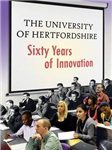 The University of Hertfordshire: Sixty Years of Innovation