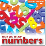 Teach-Your-Toddler Numbers