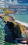 Carmarthen Bay & Gower: Wales Coast Path Official Guide