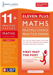 11+ Maths Multiple Choice Practice Papers: Pack 1