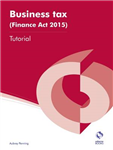 Business Tax (Finance Act 2015) Tutorial