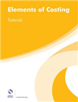 Elements of Costing Tutorial