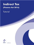 Indirect Tax (Finance Act 2016) Tutorial
