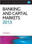 Banking and Capital Markets: 2013