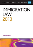 Immigration Law: 2013
