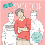 Swoon: The heartthrob activity book for good colour-inners, as well as beginners