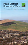 Peak District Boundary Walk: 190 Miles Around the Edge of the National Park
