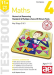 11+ Maths Year 5-7 Testbook 3