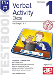 11+ Verbal Activity Year 5-7 Cloze Testbook 1