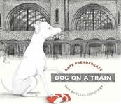 Dog On A Train