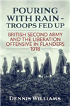 Pouring with Rain - Troops Fed Up