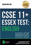 CSSE 11+ Essex Test: English