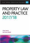 Property Law and Practice 2017/2018