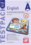 11+ English Year 4/5 Testpack a Papers 1-4