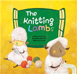Knitting Lambs
