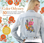 Color Odyssey: 50 Iron-On Fabric Transfers to Color and Craf