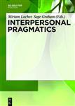 Interpersonal Pragmatics