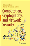 Computation, Cryptography, and Network Security