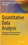 Quantitative Data Analysis: A Companion for Accounting and Information Systems Research
