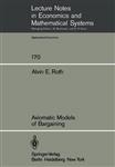 Axiomatic Models of Bargaining