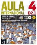 Aula Internacional - Nueva edicion: Libro del alumno + ejercicios + CD 4 (B2.1