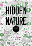 The Hidden Nature Colouring Poster