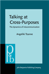 Talking at Cross-Purposes: The dynamics of miscommunication