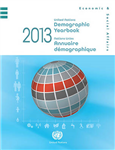 Demographic yearbook 2013