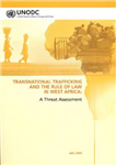 Transnational trafficking and the rule of law in West Africa: a threat assessment