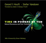 Time In Powers Of Ten: Natural Phenomena And Their Timescale