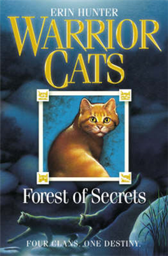 Forest of Secrets (Warrior Cats, Book 3)