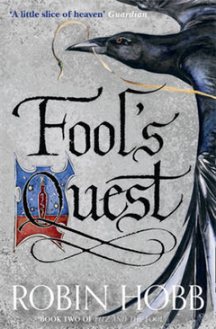 Fool\'s Quest (Fitz and the Fool, Book 2)