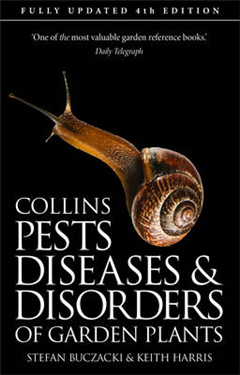 Pests, Diseases and Disorders of Garden Plants