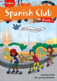 Spanish Club Book 1